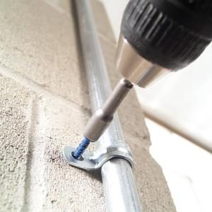 Drilling Concrete and Installing Fasteners