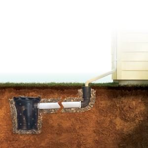 Wet Basement Repair Curing A Wet Basement The Family