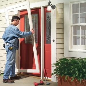 Storm Door Replacement