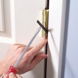 Interior Door Repair: Interior Doors That Won't Stay Closed