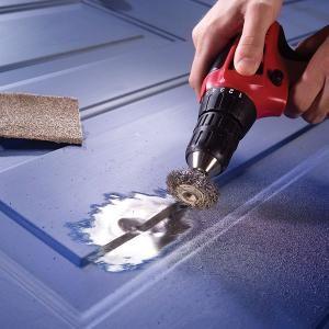 Painting Interior Auto Sticking