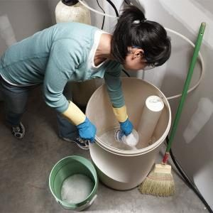 Fix a Water Softener
