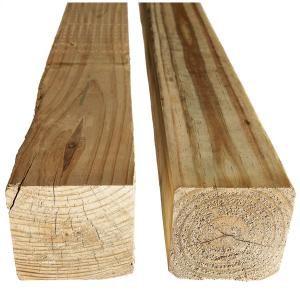 Choosing 4x4 Wood