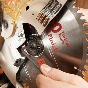 Retrofit a Miter Saw With a Laser