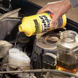Changing Brake Fluid