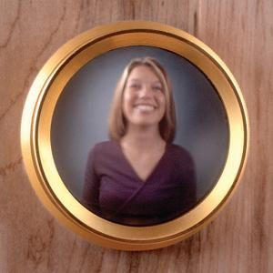 Replace a Peephole With a Door Viewer
