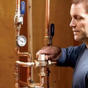 How To Regulate The Hot Water Heater The Family Handyman
