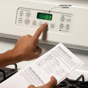 How to Adjust Oven Temperatures