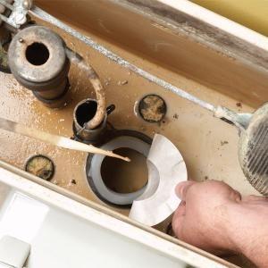 Fix a Running Toilet