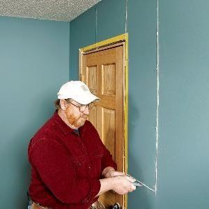 Drywall Repair: How to Fix Cracks