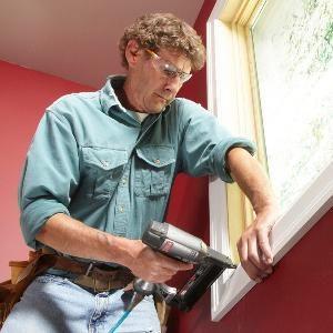 How To Install Window Trim The Family Handyman
