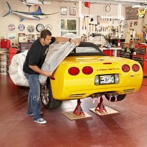 Car Care: How to Store Your Classic Car or Sports Car