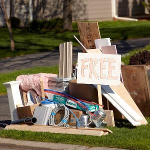 How to get rid of anything the family handyman for Anything of waste material