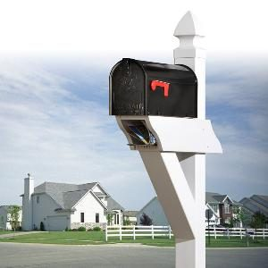 Low-Maintenance Mailbox