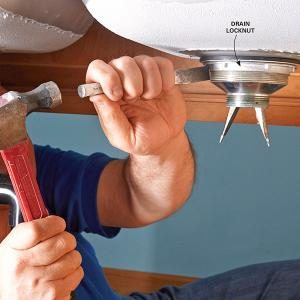 How To Fix A Leaky Kitchen Sink Basket