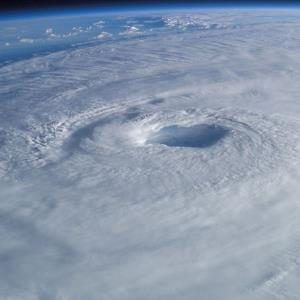 Be prepared for a hurricane. Image from www.public-domain-photos.com