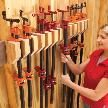 Storage: How to Store Clamps