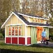 How to Build a Shed: 2011 Garden Shed