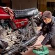 How to Change a Motorcycle Chain and Sprockets
