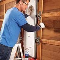 Garage Door Repair The Family Handyman