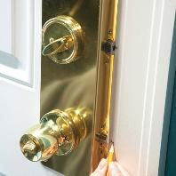 Simple home security project
