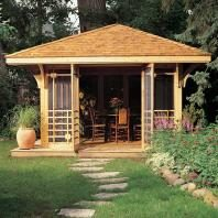 Rustic Garden Sheds With Porches  12x14 Shed Home Depot