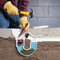 Drain Repair The Family Handyman