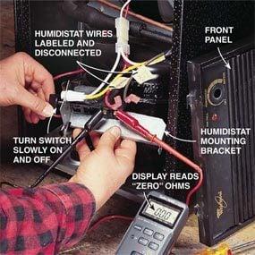 Photo 6: Troubleshoot large appliances