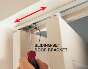 How to Fix a Bifold Door