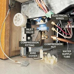 dishwasher repairs how to repair a dishwasher the family handyman rh familyhandyman com Dishwasher and Garbage Disposal Wiring Dishwasher Electrical Wiring