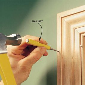 Interior Trim Work Basics