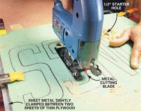How To Use A Jigsaw The Family Handyman