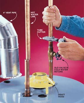 How to Install a Hot Water Heater