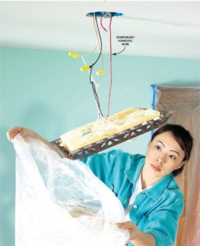 DIY Painting Clean Up Tips to Save You Time
