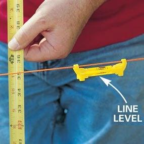 Photo 3: Line level
