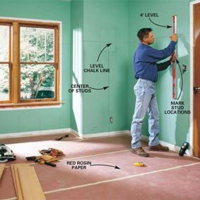 Photo 1: Remove window and door trim