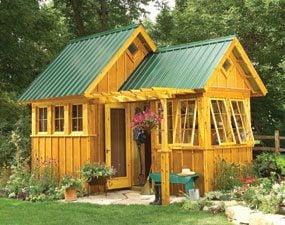 Metal roofing makes financial sense