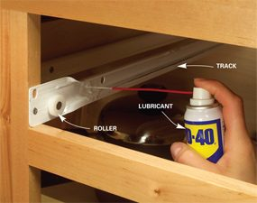 Ordinaire Kitchen Cabinets: 9 Easy Repairs