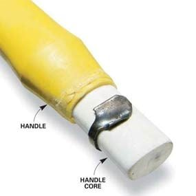 Replace a Maul Handle or Other Striking Tool Handle