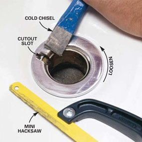 How To Convert Bathtub Drain Lever To A Lift And Turn