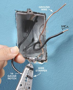 How to Install a Dimmer Light Switch | The Family Handyman