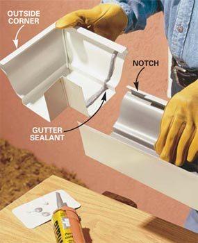 Photo 3: Add sealant and assemble