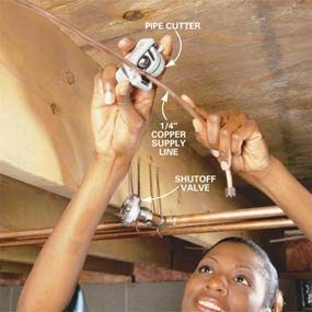 How to Install a Refrigerator Water Filter