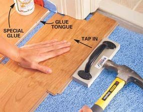 Guide to Installing Laminate Flooring