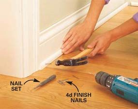 Guide To Installing Laminate Flooring The Family Handyman