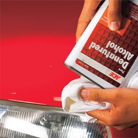 How to Repair Chipped Car Paint