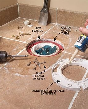How To Repair a Leaking Toilet | Family Handyman