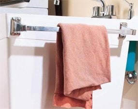 How to Organize a Laundry Room with a Laundry Folding Table