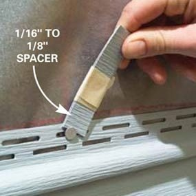 How to Install Vinyl Siding