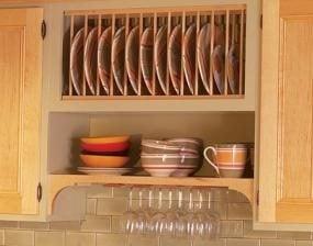Photo 3: Open shelf results